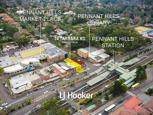 74 Yarrara Road Pennant Hills, NSW 2120