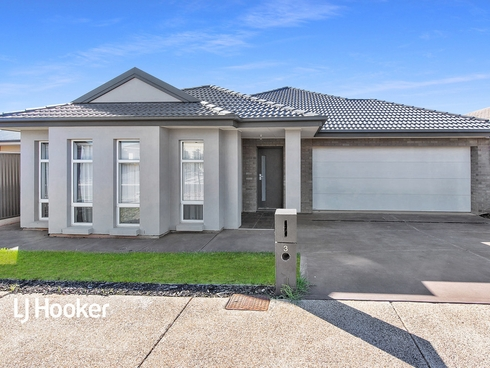3 Lodge Way Blakeview, SA 5114