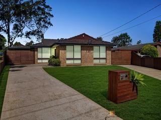 61 Sandra Street Woodpark , NSW, 2164