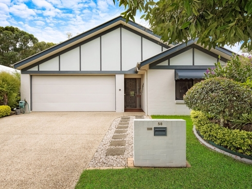 58 Wattlebird Drive Twin Waters, QLD 4564