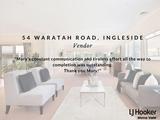 54 Waratah Road Ingleside, NSW 2101