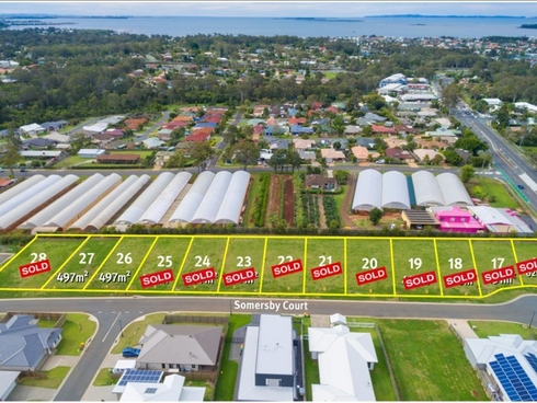 Lot 27/26 Somersby Court Birkdale, QLD 4159