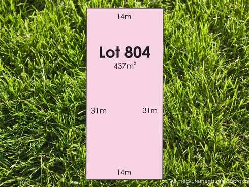 Lot 804 Hampshire Way Curlewis, VIC 3222