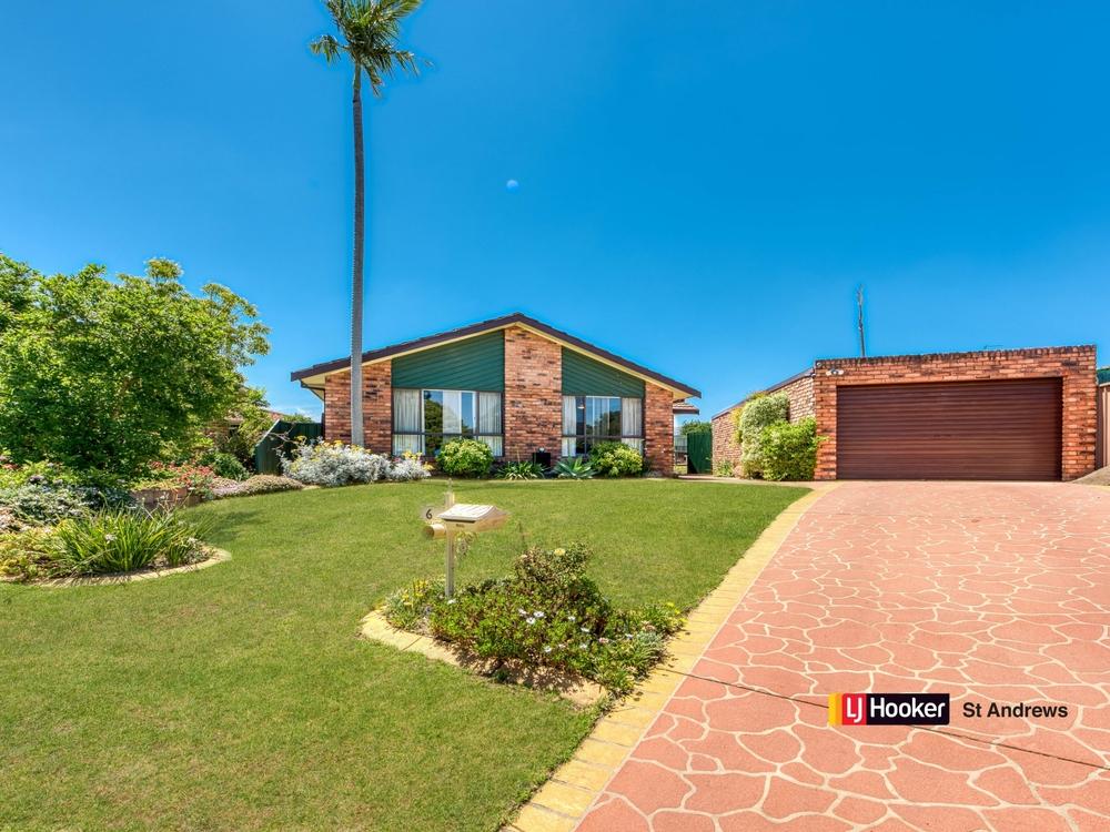 6 Bogan Place Ruse, NSW 2560