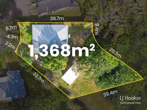 17 Woodford Street Holland Park West, QLD 4121