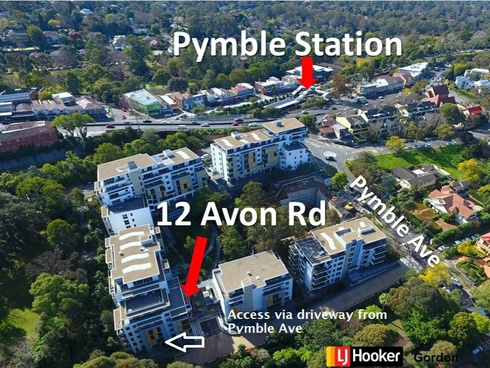 302/12 Avon Road Pymble, NSW 2073
