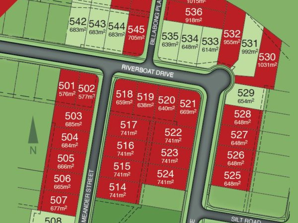 Lot 534 Riverboat Drive Thurgoona, NSW 2640