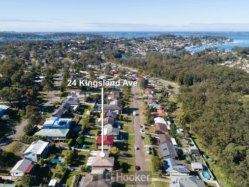 24 Kingsland Avenue Balmoral, NSW 2283