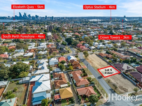 Lot 5/150 Washington Street Victoria Park, WA 6100