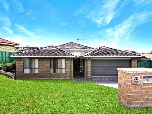 20 Dixon Circuit Muswellbrook, NSW 2333