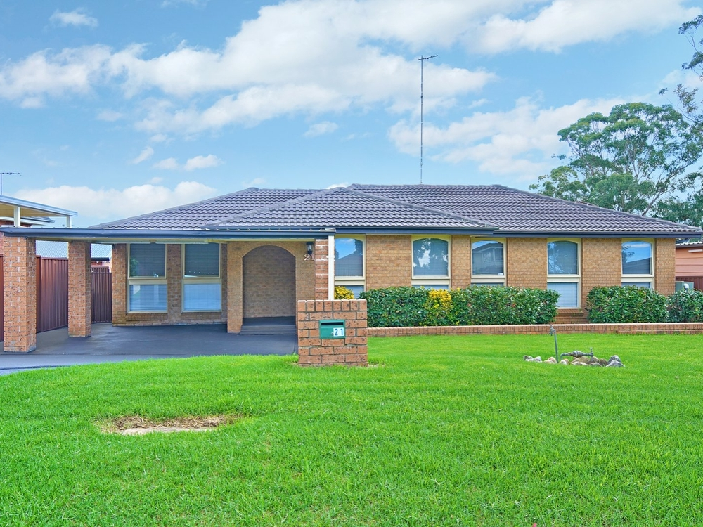 21 Normandy Terrace Leumeah, NSW 2560