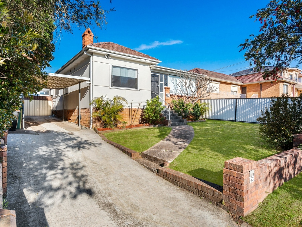 63 Wilkins Street Bankstown, NSW 2200