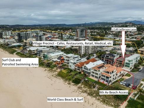 1/140 Jefferson Lane Palm Beach, QLD 4221