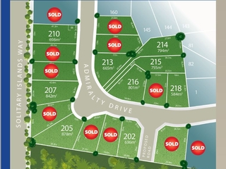 Lot 207 Admiralty Drive - Stage 11 Safety Beach , NSW, 2456