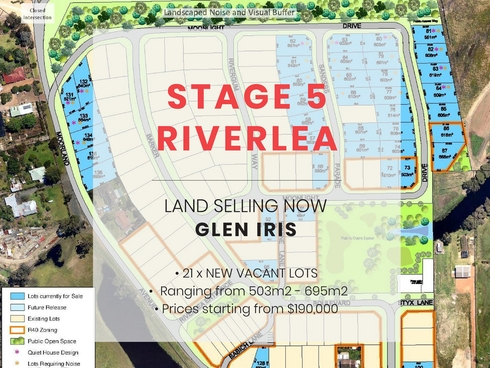 Proposed Lot 72 Moonlight Drive Glen Iris, WA 6230