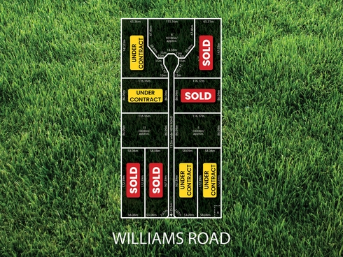 Lot 5 8 9 & 11/351 Williams Road Two Wells, SA 5501