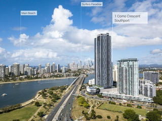 Lot 402,404,410-412/1 Como Crescent Southport , QLD, 4215
