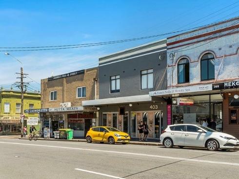 403-405 King Street Newtown, NSW 2042