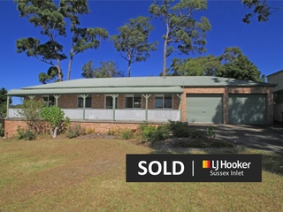 13 Inlet Avenue Sussex Inlet , NSW, 2540