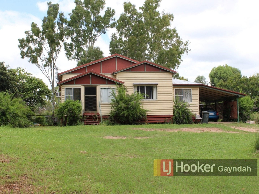 36 Old Maryborough Rd Gayndah, QLD 4625