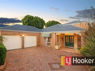 9 Cardiff Way Castle Hill , NSW, 2154