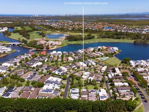 6118 Trasimeno Avenue Hope Island, QLD 4212