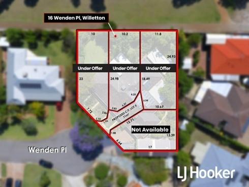 Lot 2/16 Wenden Place Willetton, WA 6155