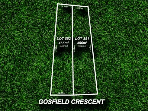 Lot 851 & 852/5 Gosfield Crescent Hampstead Gardens, SA 5086