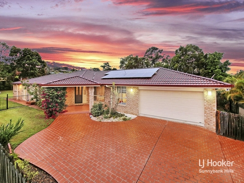 22 Pleasant Place Wishart, QLD 4122