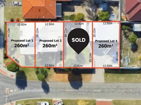 Lot 3/150 Washington Street Victoria Park, WA 6100
