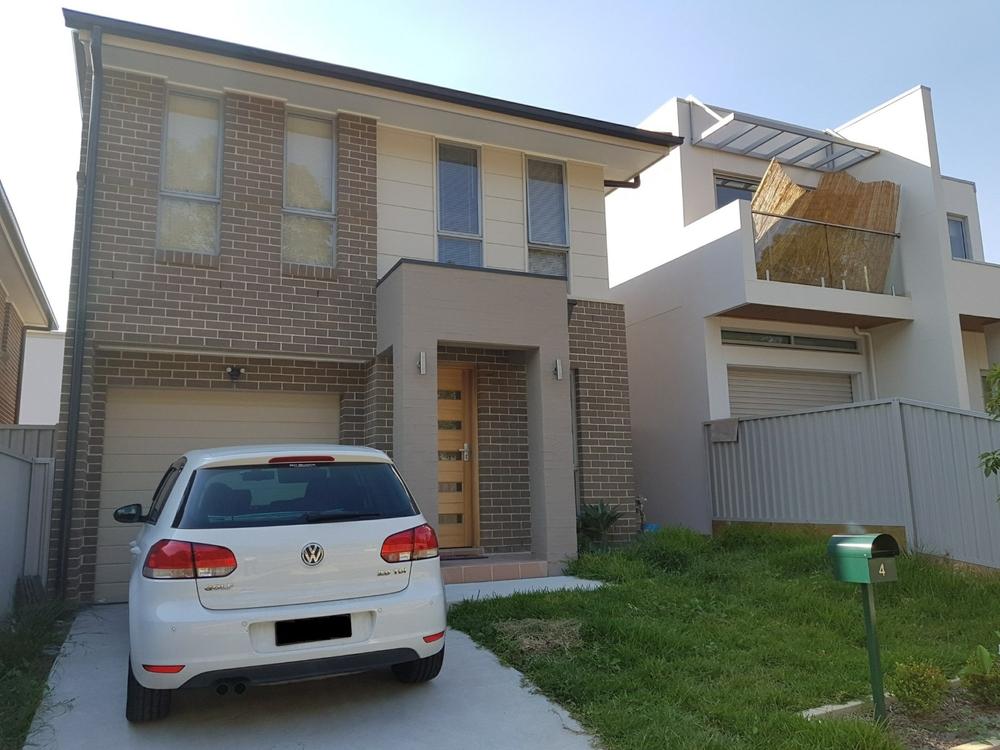 4 Culgoa Bend Villawood, NSW 2163