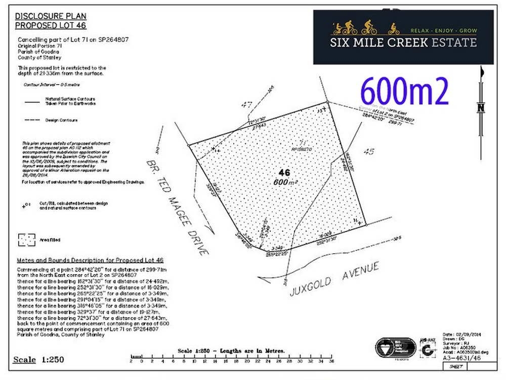 Lot 46 Br Ted Magee Dve Collingwood Park, QLD 4301