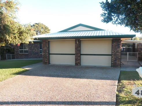 48 LOMANDRA STREET Boyne Island, QLD 4680