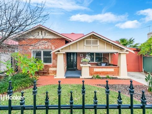 13 Livingstone Avenue Prospect, SA 5082