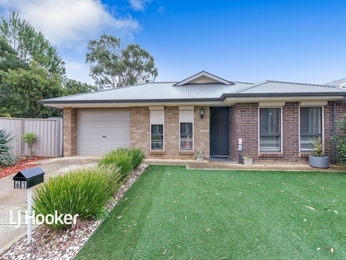 61 Camira Way Salisbury North, SA 5108
