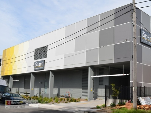 Storage Unit 54/26 Meta Street Caringbah, NSW 2229