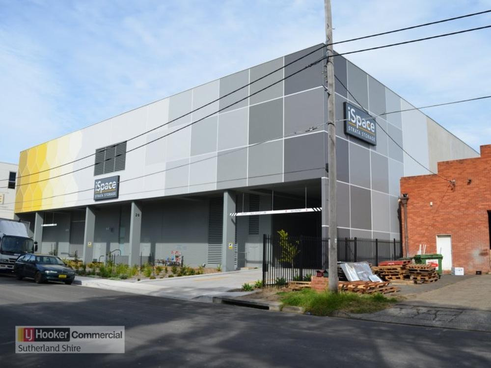 Storage Unit 47/26 Meta Street Caringbah, NSW 2229