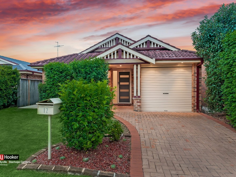 12 Cycas Place Stanhope Gardens, NSW 2768