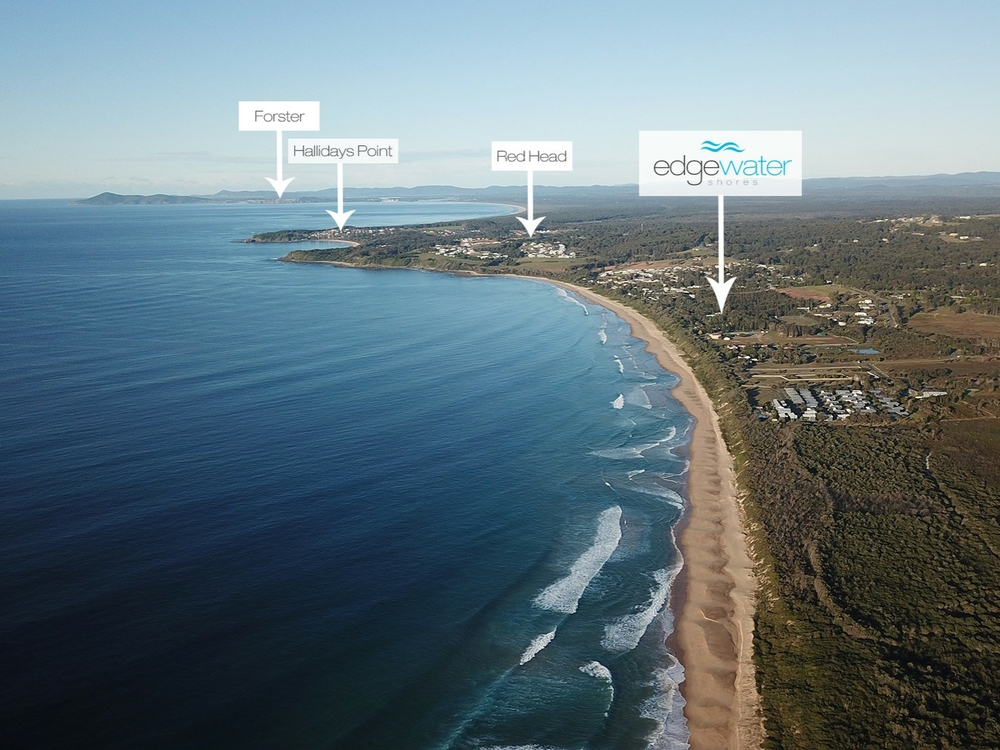 Lot Proposed Lot 17/310-314 Diamond Beach Road Diamond Beach, NSW 2430
