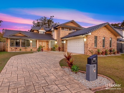 10 Poinciana Crescent Stretton, QLD 4116