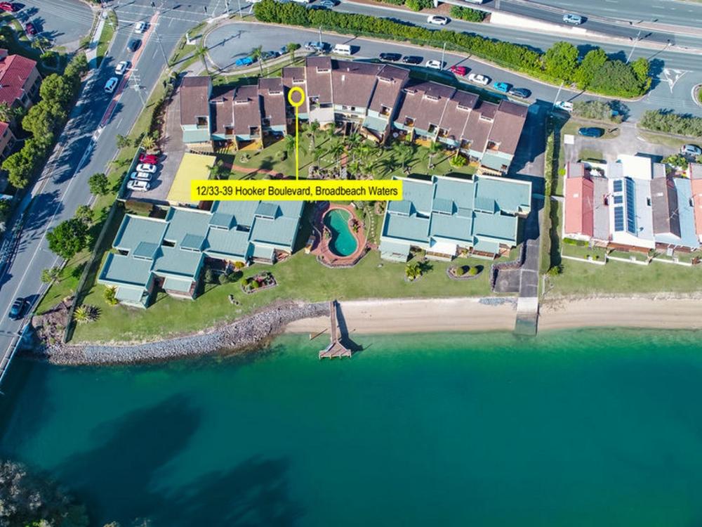 12/33 Hooker Boulevard Broadbeach Waters, QLD 4218