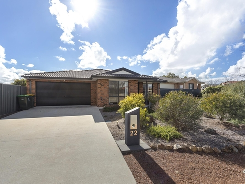 22 Wunderly Circuit Macgregor, ACT 2615