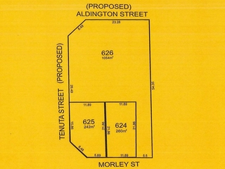 Lot 625 Morley Street Maddington , WA, 6109