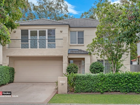 21 Seaford Circuit Kellyville Ridge, NSW 2155
