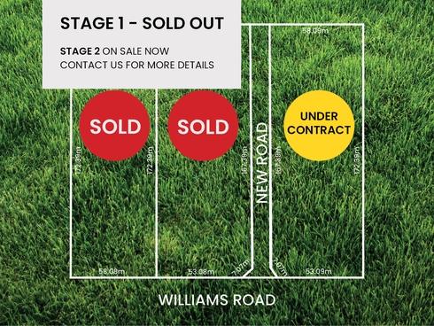 Lot 1/351 Williams Road Two Wells, SA 5501
