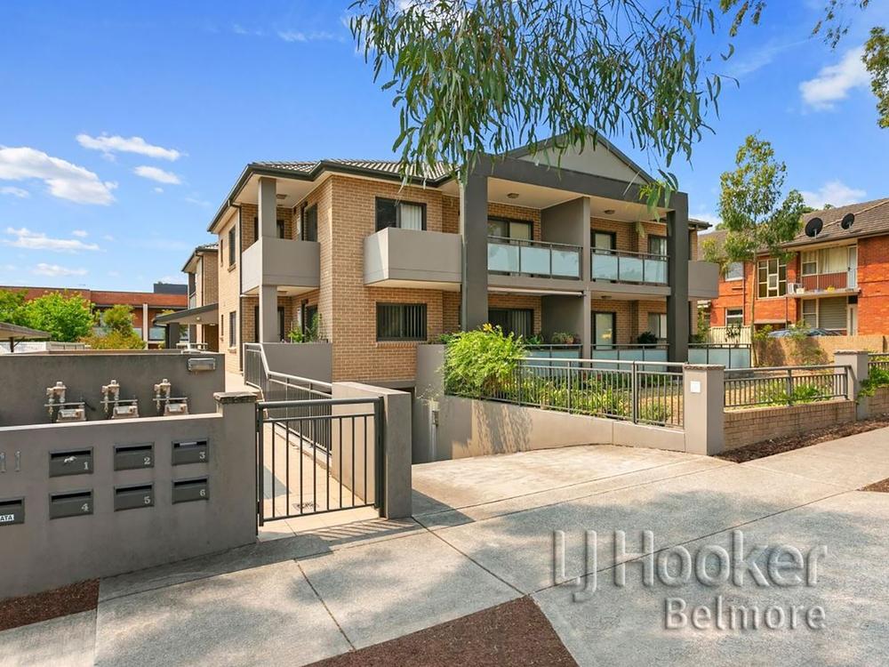 3/9-11 Reginald Avenue Belmore, NSW 2192