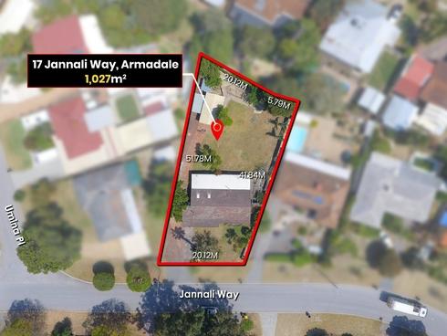 17 Jannali Way Armadale, WA 6112