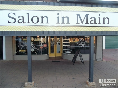- Salon in Main Clermont, QLD 4721