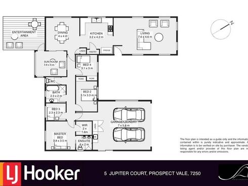 5 Jupiter Court Prospect Vale, TAS 7250