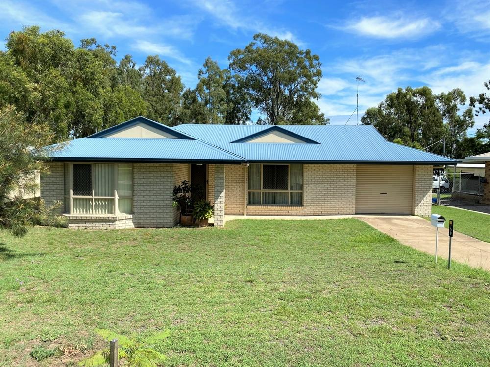 109 Cadell Street Wondai, QLD 4606
